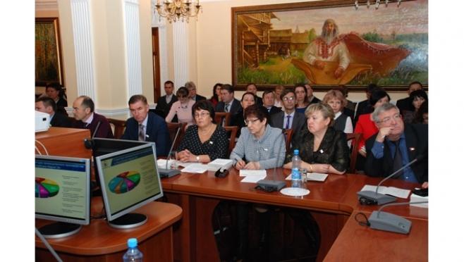 Депутаты Госсобрания Марий Эл познакомились с прогнозом экономического развития региона на три года