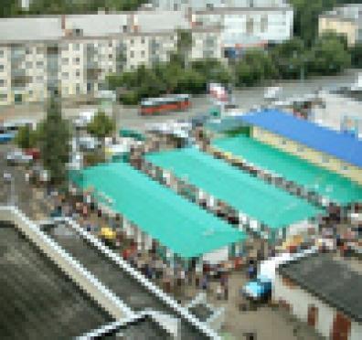 Жители микрорайона Дубки столицы Марий Эл могут лишиться мини-рынка