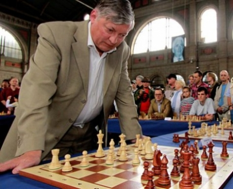 Многократный чемпион мира по шахматам Анатолий Карпов станет почетным гостем «Бендериады»