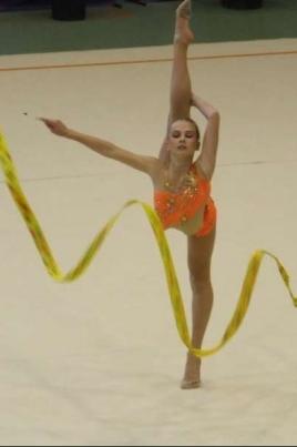 Традиционный XХXII  турнир городов России   по художественной гимнастике памяти М.Натунич постер