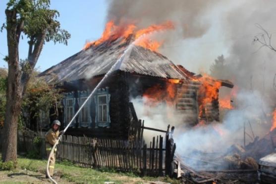 Пожарные Марий Эл спасли шесть человек и один автомобиль