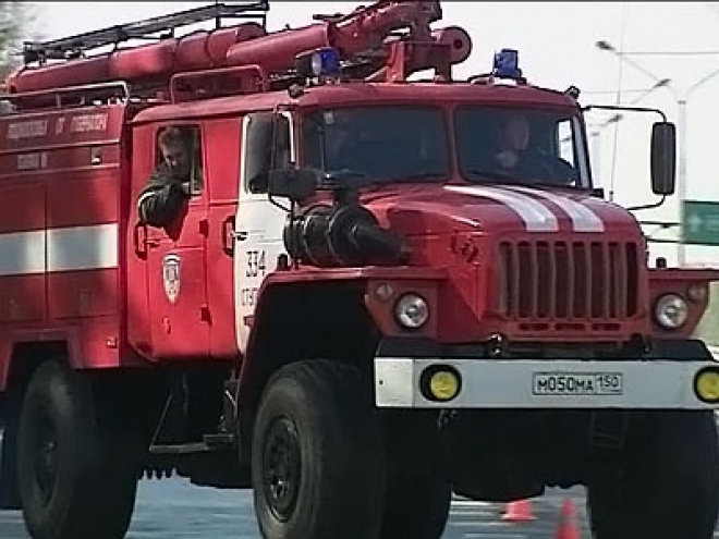 Причина пожара на улице Грибоедова - неосторожность