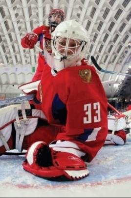 Турнир по хоккею среди юношей 2002 - 2003 г.р постер