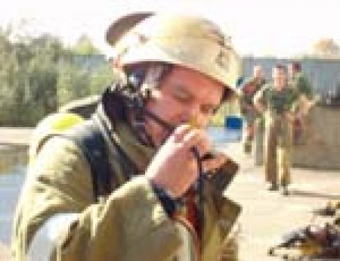 Лучшие пожарные Марий Эл работают в Куженерском районе