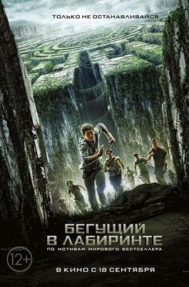 Бегущий в лабиринтеThe Maze Runner постер