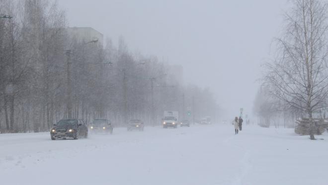 В выходные Марий Эл завалит снегом