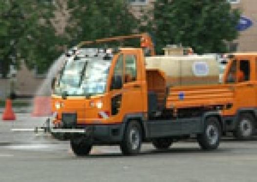 Всероссийский пробег коммунальной техники может внести свой вклад в ЖКХ столицы Марий Эл