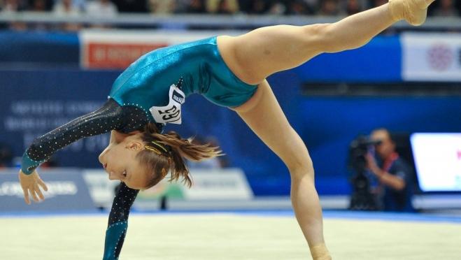 Йошкар-Ола принимает Всероссийские спортивные соревнования по спортивной гимнастике