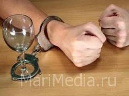 В Марий Эл отмечен рост «пьяной» преступности