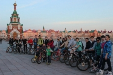 Традиционный «Марш парков» в этом году превратится в велопробег