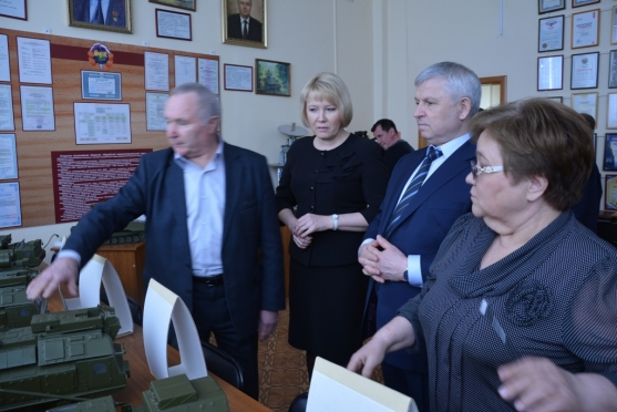 Заводчан ММЗ поздравили с юбилеем
