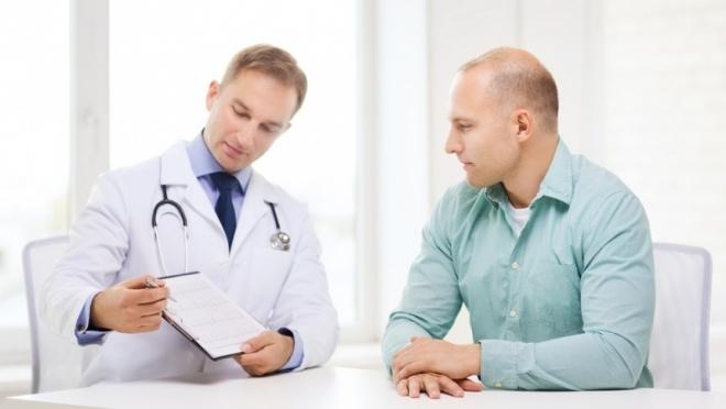 Онкологический диспансер проводит Дни мужского здоровья