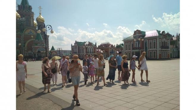 Туристско-информационный центр Йошкар-Олы подвёл итоги года