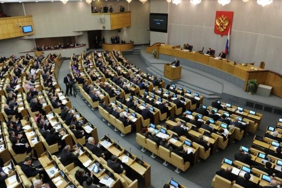 Во фракцию «Единой России» в Госдуме войдут 344 депутата