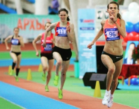 Людмила Лебедева в очередной раз стала чемпионкой России