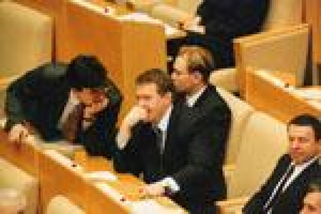 Парламентарии Марий Эл соберутся на первый оргсбор