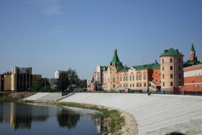 В Йошкар-Оле появилась Архангельская слобода