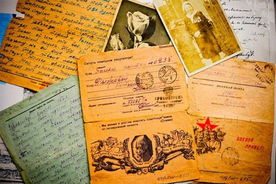 В интернете запустили сайт «Живая память» —  письма с фронта