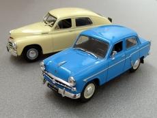Компания Renault решила возродить советский «Москвич»