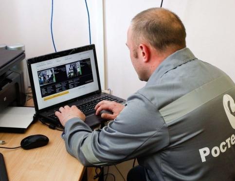 Видеонаблюдение от «Ростелекома» поможет обеспечить безопасность жителей  поселка Приволжский