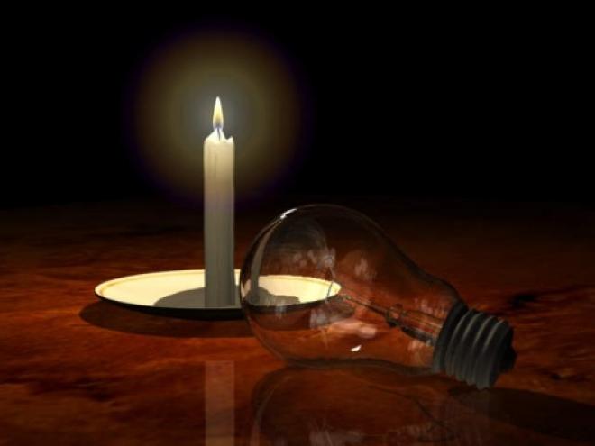 Более трех с половиной тысяч жителей Марий Эл провели вечер вторника без электричества