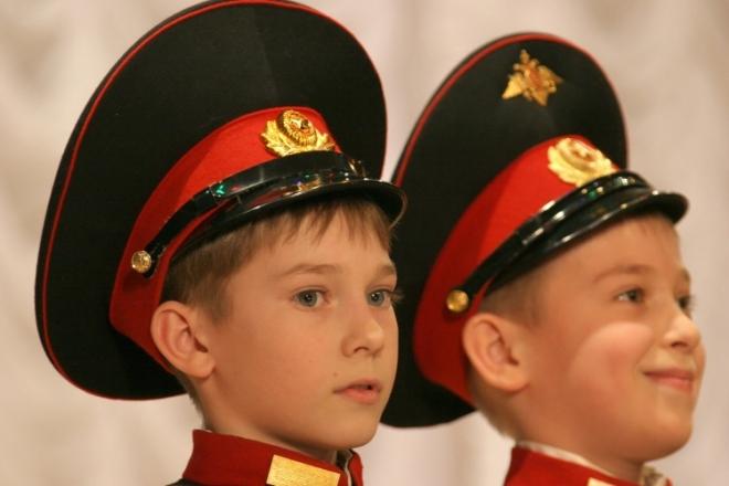 Будущим пятиклассникам предлагают связать свою судьбу с МВД