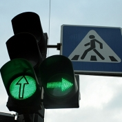 В Йошкар-Оле перепрограммировали светофоры на бульваре Чавайна