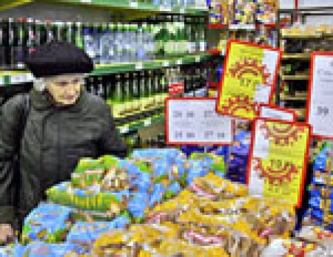В Марий Эл заморозку цен на социально значимые продовольственные товары продлили до мая