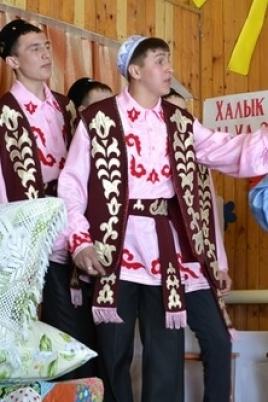 Татарский фестиваль «Халкым мирасы» постер