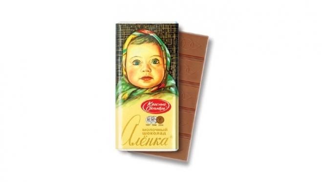 Шоколадные изделия Аленка