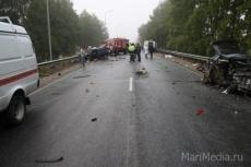 Следствие установило причины ДТП в Медведевском районе