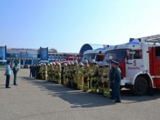 Пожарные и спасатели Марий Эл обеспечат безопасность Универсиады