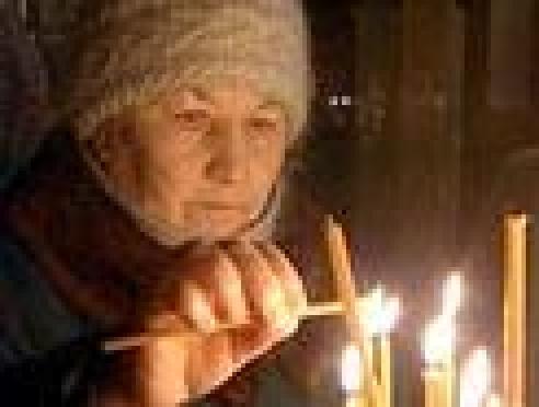 Православные верующие Марий Эл перешагнули половину Великого поста