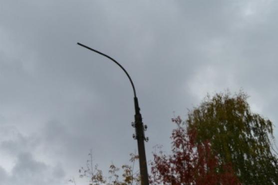 Прокуратура взялась за уличное освещение в поселке Новый