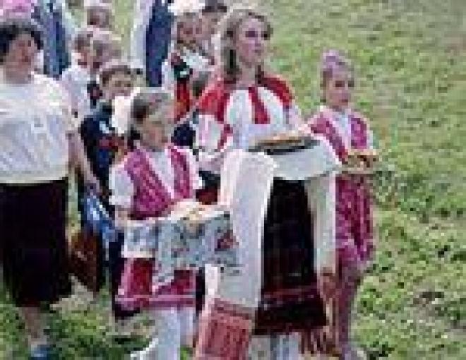 В Марий Эл развели национальные праздники
