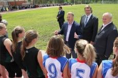 В Марий Эл открыт новый спортивный комплекс