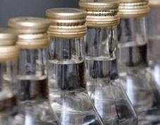 Полицейские изъяли в Марий Эл 325 литров контрафактного алкоголя