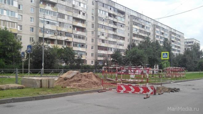 В Сомбатхее 2 недели будет ограничено движение по ул. Петрова