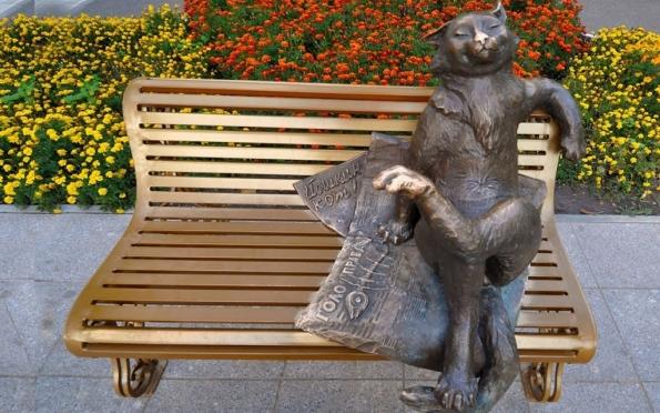Завтра в Йошкар-Оле установят туристические указатели