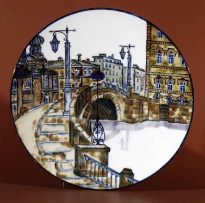 В Йошкар-Оле открылась выставка яркого представителя ленинградской школы керамики