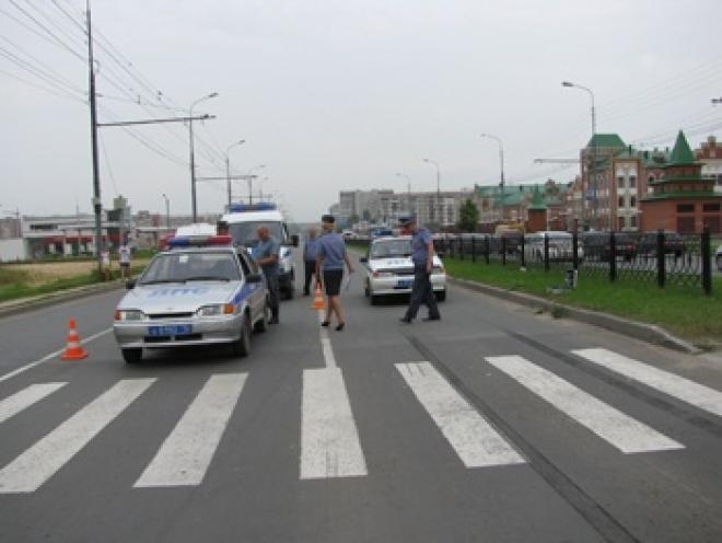 «Десятка» сбила пешехода на «зебре»