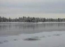 Спасатели Марий Эл предупреждают: первый лед – опасен
