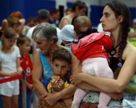 В Марий Эл начался сбор добровольных пожертвований беженцам с Украины