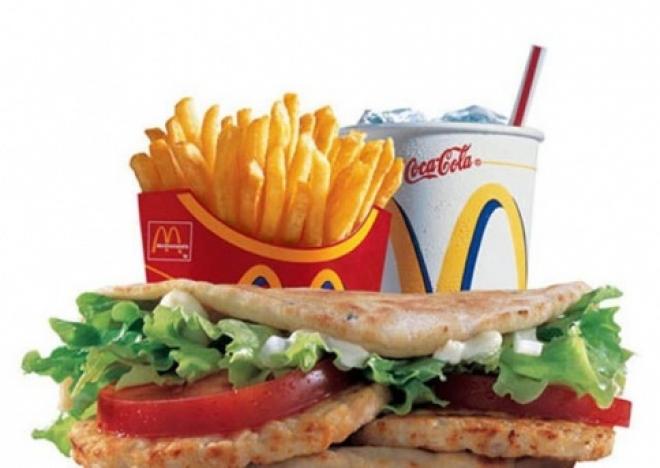 Санитарные врачи занялись ресторанами McDonald's