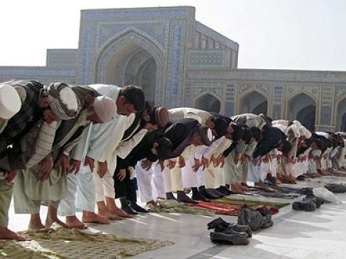 Мусульмане Марий Эл празднуют Ураза-Байрам
