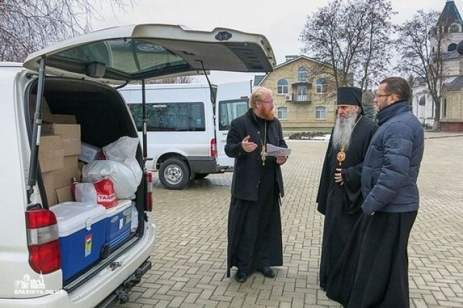 В Марийской епархии собрали 382 тысячи 650 рублей в помощь жителям Донбасса