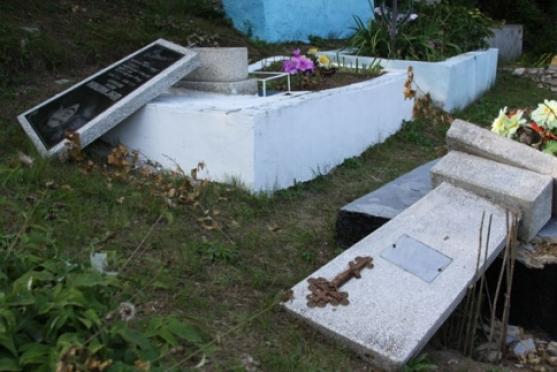 Жителя Сернурского района за осквернение могил ждет суд