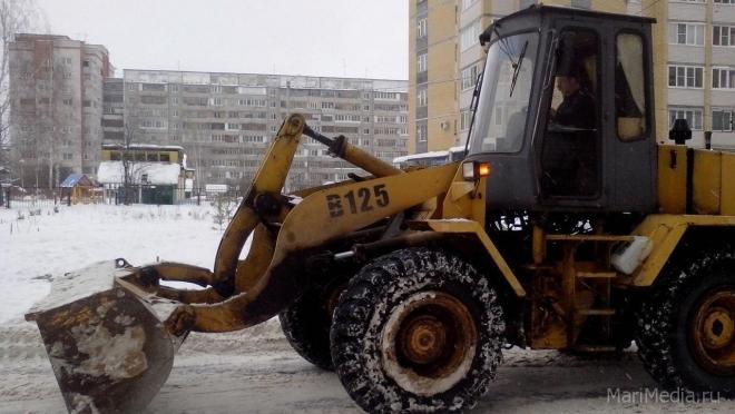 В Йошкар-Оле очередное ночное перекрытие улиц
