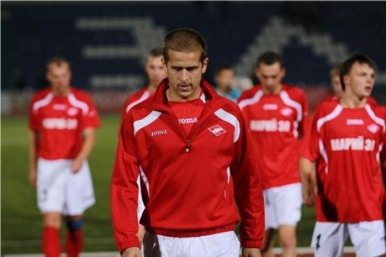 «Спартак» из Йошкар-Олы проиграл в Оренбурге