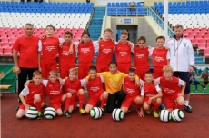 Команда из Йошкар-Олы дошла до полуфинала футбольного турнира